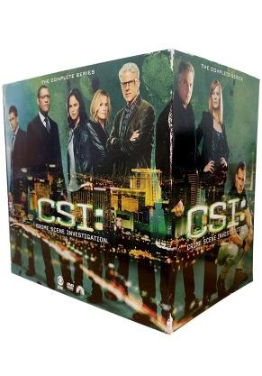 CSI: Crime Scene Investigation – The Complete Series