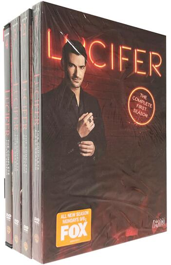 Lucifer: Season 1-4