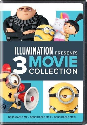 Illumination: Presents 3-Movie Collection