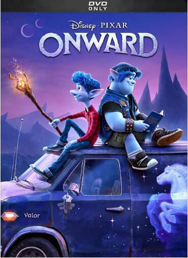 Onward – Disney Pixar