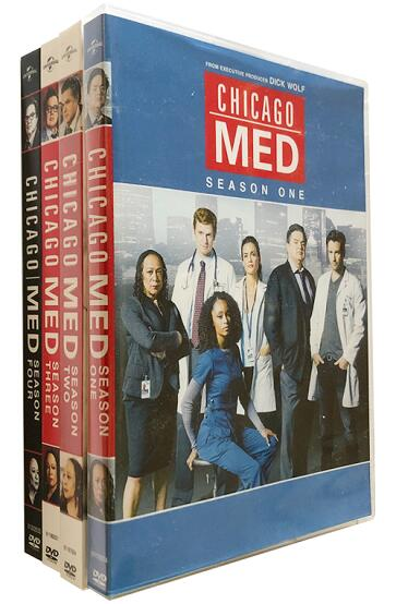 Chicago Med: Season 1-4