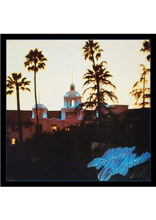 Hotel California: 40th Anniversary Edition –  Vinyl