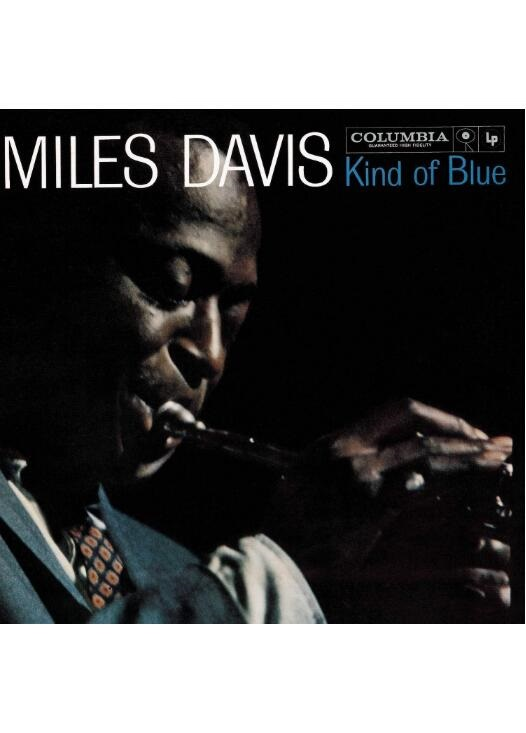 Kind Of Blue – Miles Davis [Vinyl]