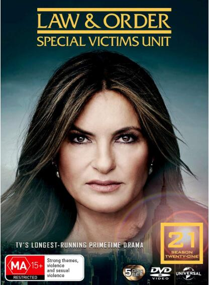 Law and Order – Special Victims Unit: Season 21