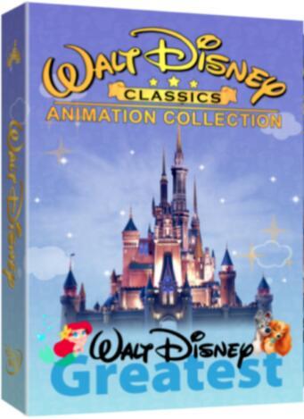 Walt Disney Classics Animation Collection
