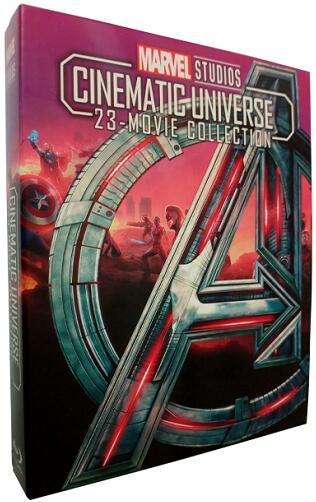 Marvel Studios Cinematic Universe 23-Movie Collection Blu-Ray