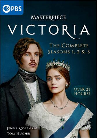 Masterpiece: Victoria – The Complete Seasons 1-3