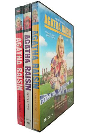 Agatha Raisin: Series 1-3