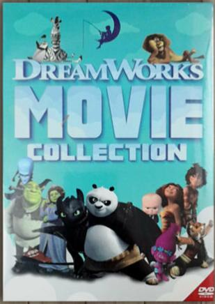 Dreamworks 24 Movie Collection DVD 12 Dics Boxed Set