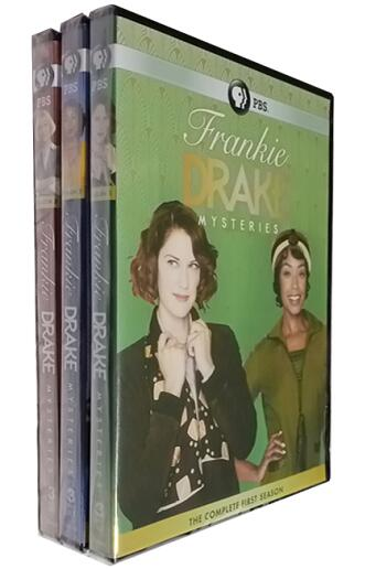 Frankie Drake Mysteries: Season 1-3
