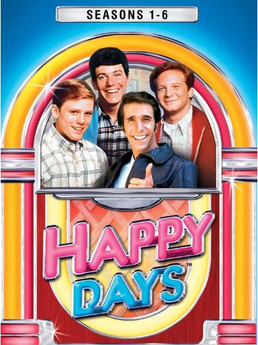 Happy Days: Seasons 1-6