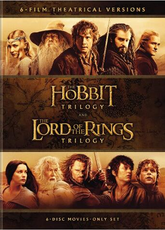 The Hobbit Trilogy: The Lord Of The Rings Trilogy