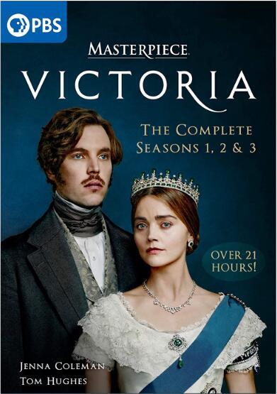 Masterpiece-Victoria: Seasons 1-3