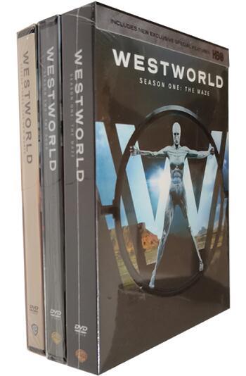 Westworld: Season 1-3