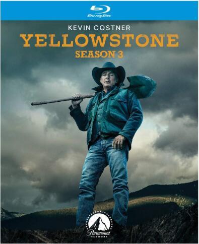 Yellowstone: Season 3 [Blu-ray]
