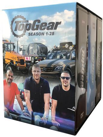Top Gear: Season 1-28