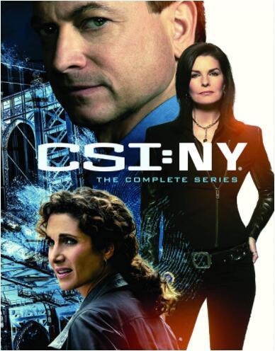 CSI: NY – The Complete Series