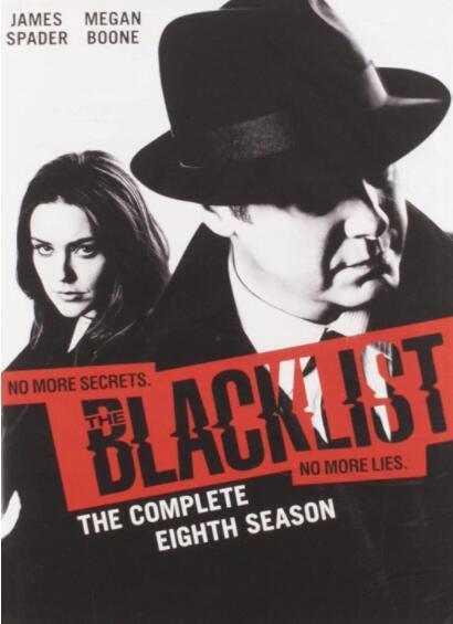 The Blacklist: Season 08