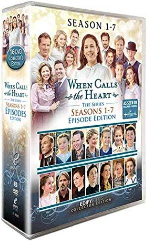 When Calls the Heart: The Series Seasons 1 – 7